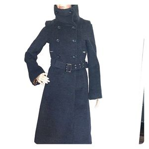 😍 MARVIN RICHARDS Double Breasted Wool Coat 😍